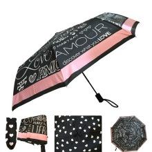 ISO9001 Auto Open Outdoor Fold Umbrella
