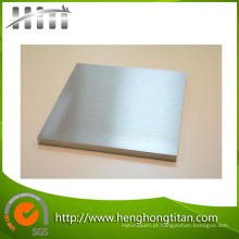 Placa e folha de liga de níquel e níquel ASTM B162
