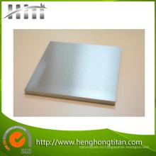 Стандарт ASTM B162 никеля и никелевого сплава лист
