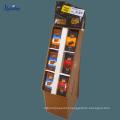 Big Size Corrugated Cardboard Shelves Used to Market,Cardboard Promotional Display Shelf