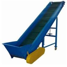 Belt Conveyor for Loading The Waste Plastic Bottle and Film