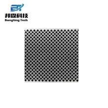 Цена по прейскуранту завода Алюминиевый щелевые отверстия перфорированные металлические сетки листа шлицевая алюминиевый