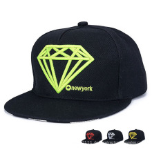 Mode gestickte Baumwolle Twill Günstige Baseball Sport Trukfit Caps (YKY3356)