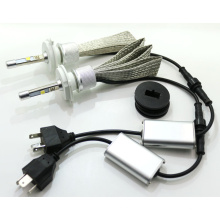 9600lm Super Slim All-in-One CREE LED H4 Car Headlight
