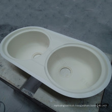 custom size kitchen sink oval shaped kitchen sink in singapore