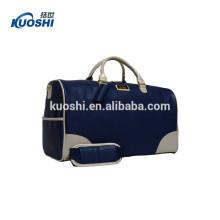 mochila de couro de alta qualidade para viagens