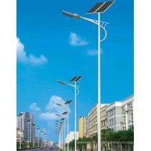 Poteaux de lumière solaire