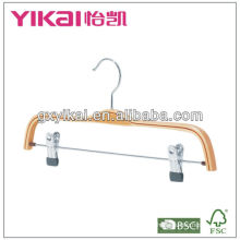 chinese garment factory produce laminated clothes hanger