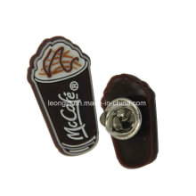 Wholesale Hot Sale Company Logo PVC Lapel Pin Promotion
