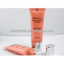 cosmetic oval tube flat PE tube