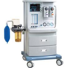 Régulation de l'oxygène et système pour une machine d'anesthésie
