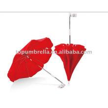 Proteção UV Boa Qualidade parm Stroller Umbrella