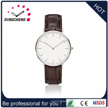 2015 Custom Logo Special Wrist Watch/Leather Band (DC-1433)