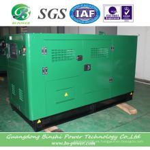 Generador de gas Silencioso Super con Canopy insonorizado