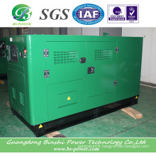 Super Silent Power Generator with Soundproof Canopy (20-2000kw)