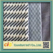 China Nova Design alta qualidade tampa de assento em tecido macio de veludo para ônibus para ônibus