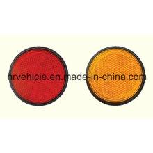 Lampe de dégagement de marqueur à LED de forme ronde pour camion