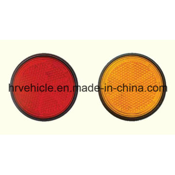 Round Shape LED Side Marker Clearance Lamp for Truck
