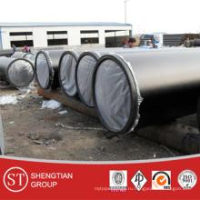Сварные трубы Line Pipe API 5L (используются в нефтегазовой промышленности).