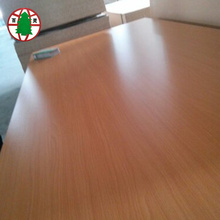 Melamine fibreboard MDF panel decorative for furniture