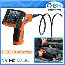 2.4 Ghz sans fil 3.9mm / 5.5mm 9mm 4 led lumières vidéo inspection tube serpent caméra endoscope