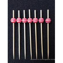 Werbeartikel Hot-Sell Bambus Fruchtspieß / Stick / Pick (BC-BS1007)