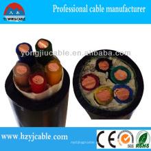 OEM Cableado eléctrico de bajo voltaje Cobre / CCA conductor con paquete de madera