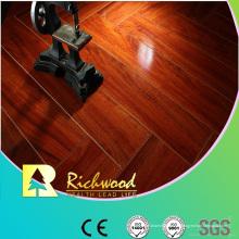12.3mm E0 HDF Spiegel-Ahorn-Tonabsorbierender lamellierter Fußboden