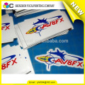China supplier christmas sticker printing and high quality sticker printing