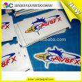 Китай поставщик рождественские стикер печати и высокое качество наклейки печати