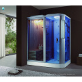 K-713 China fabrica la cabina de ducha de las mercancías sanitarias, sala de vapor de la esquina, sala de vapor para la venta