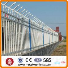 SX-TF Ferro decorativo vedação tubular