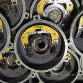 0.37-3kw monofásico Condensador de arranque y funcionamiento Inducción de CA Electircal Motor para uso de la máquina de procesamiento agrícola, Motor de CA Fabricante, Negociación