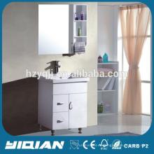Muebles impermeables Nuevo diseño de baño Lavar ropa gabinete Muebles de baño impermeable