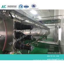 China supplier vacuum drying machine for powder application