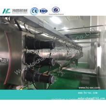 Китай поставщик вакуумной сушильной машины для нанесения порошков