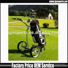 Motor elétrico de trolley de golfe