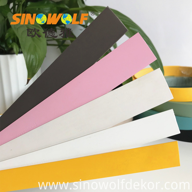 Free Sample 1 0mm Pvc Edge Banding Solid Edging