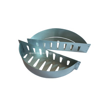 Galvanized Steel Kettle Replacement BBQ Charcoal Basket