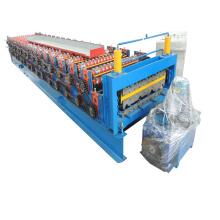 Prepainted sheet corrugated  making machine