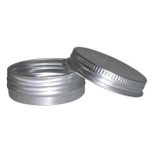 Pot en aluminium de catégorie comestible 15ml