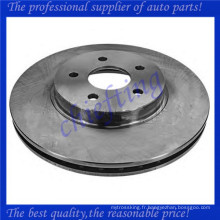 MDC1503 C2S49729 C2S4566 4181042 4179398 4110587 1388257 4097477 4097478 pour FORD MONDEO disque de frein rotor