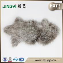Hot Sale Long Hair Natural Shape Mongolian Lamb Skin