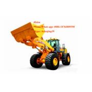 Earth Moving Machine Wheel Loader LW800KN