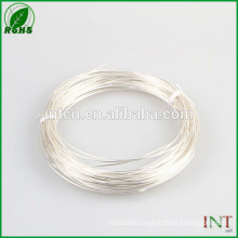 Chinese factory supplies 99.99 silver wire