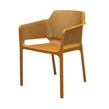 Chaise de jardin en plastique moderne pas cher en PP