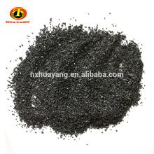 Grado de carburo de silicio SIC metalúrgico 98% de grano