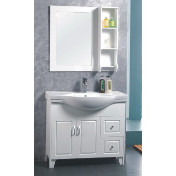 MDF/PVC Bathroom Cabinet Furniture (C-6308)