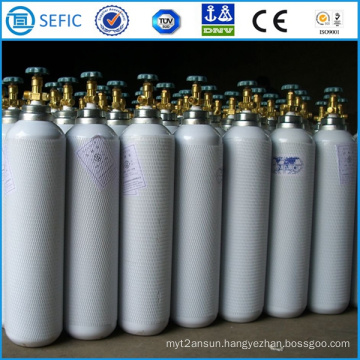 20L High Pressure Seamless Steel Gas Cylinder (ISO204-20-20)