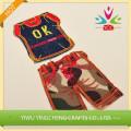 2014 new product handicraft cloth sticker